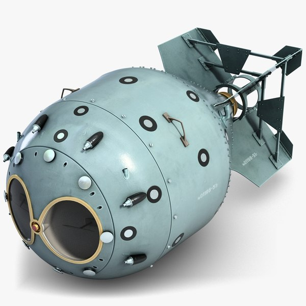 RDS-1 Nuclear Bomb