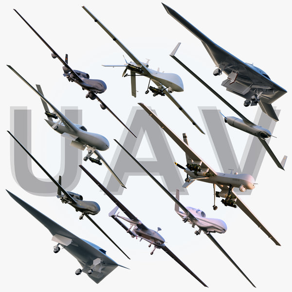 3ds unmanned aerial vehicles
