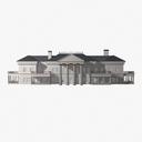 mansion 3D models