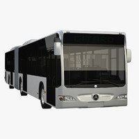 citaro articulated 3d model