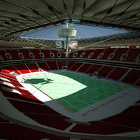 3d national stadium