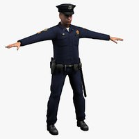 Police Officer D