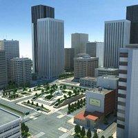City Cityscape HD