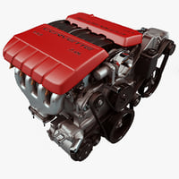 Chevrolet Corvette LS7 Engine