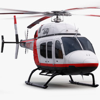 Bell 429 Private Red