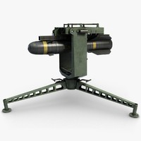 max surface hellfire missile launcher