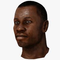 Human Head (Male)
