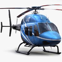 Bell 429 Blue