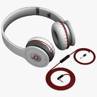 Monster Beats Wireless Headphones Set