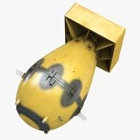 Nuclear Bomb Fatman