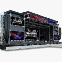 Mega Stage - Live Set