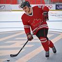 hockey player 3D models