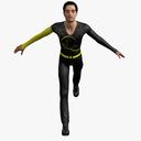 skater 3D models
