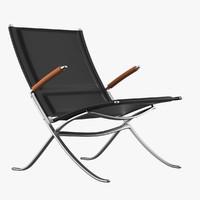 Lange Production FK 82 X-Chair