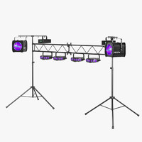 DJ Lighting Package