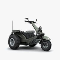 urban ranger support vehicle obj
