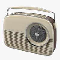 Bush Retro Radio