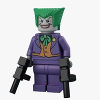 lego joker max