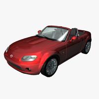 Mazda MX-5 Miata Roadster NC