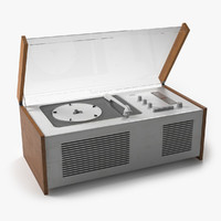 max dieter sk4 record player