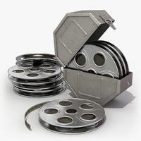 Film Reel and Canister