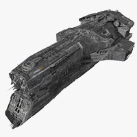 SciFi Cruiser
