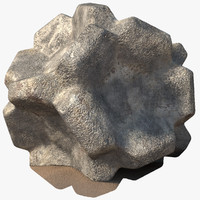 3ds max structure desert thing