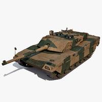 c1 ariete italian battle tank 3ds