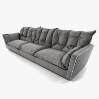 3d sorrento sofa baxter