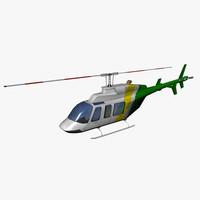Bell Ranger 407 Helicopter