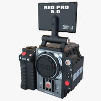 RED Scarlet Digital Cinema Camera