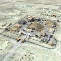 WMD Storage Site