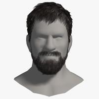 Beard and Hair Man's