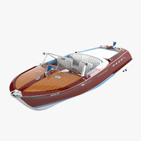 Riva Aquarama Boat