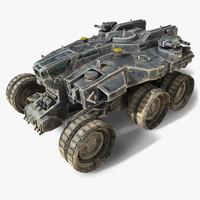 SciFi Heavy Vehicle