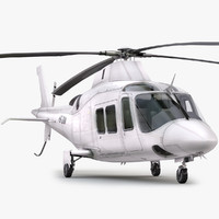 Agusta AW 109 Helicopter