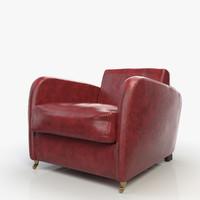 Baxter Charmine Lounge Chair