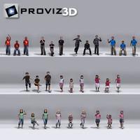 3D People: Still Children Vol. 02