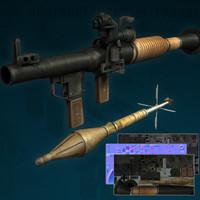 rpg- rocket launcher 3ds
