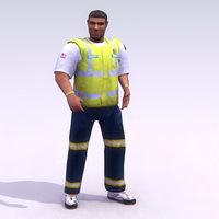 3d paramedic games