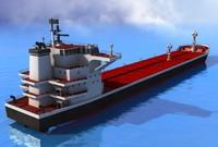 oil tanker 3ds