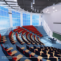 Lecture hall modern