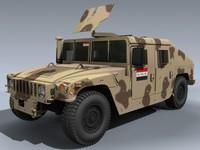 M1114 HMMWV (Iraqi Humvee)