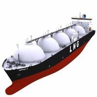 lwo lng carrier tanker -
