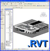 3d model school building revit day