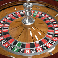 Roulette Table American