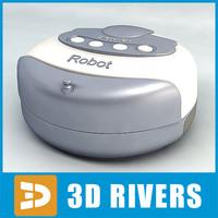 3ds robotic vacuum cleaner