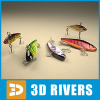 Lures by 3DRivers