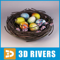 Easter nest by 3DRivers