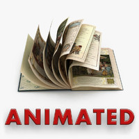Book Animated